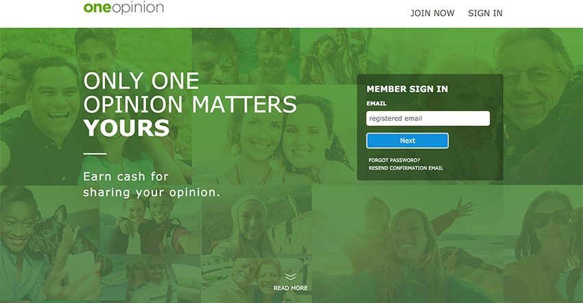 OneOpinion Surveys