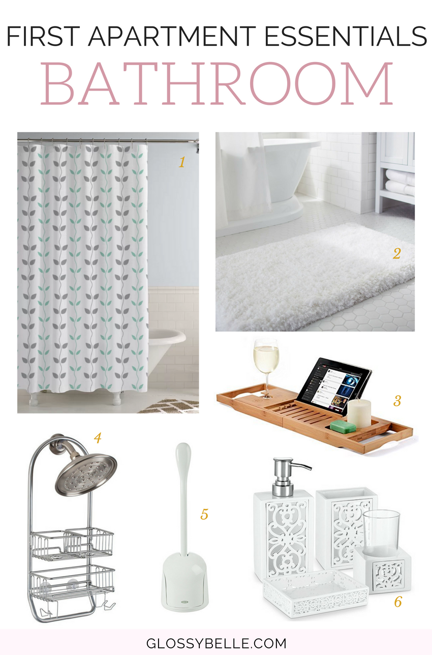 If you're about to move out into your first apartment, here are the most important apartment essentials you'll need to be ready to move out on your own. adulting   move out for the first time   moving out   independence   college essentials   college dorm   room essentials   home decor   bathroom essentials   washroom essentials #apartment #furniture #furnitureideas #adulting #homedecor #bathroomideas #bathroomdecor #bathroom