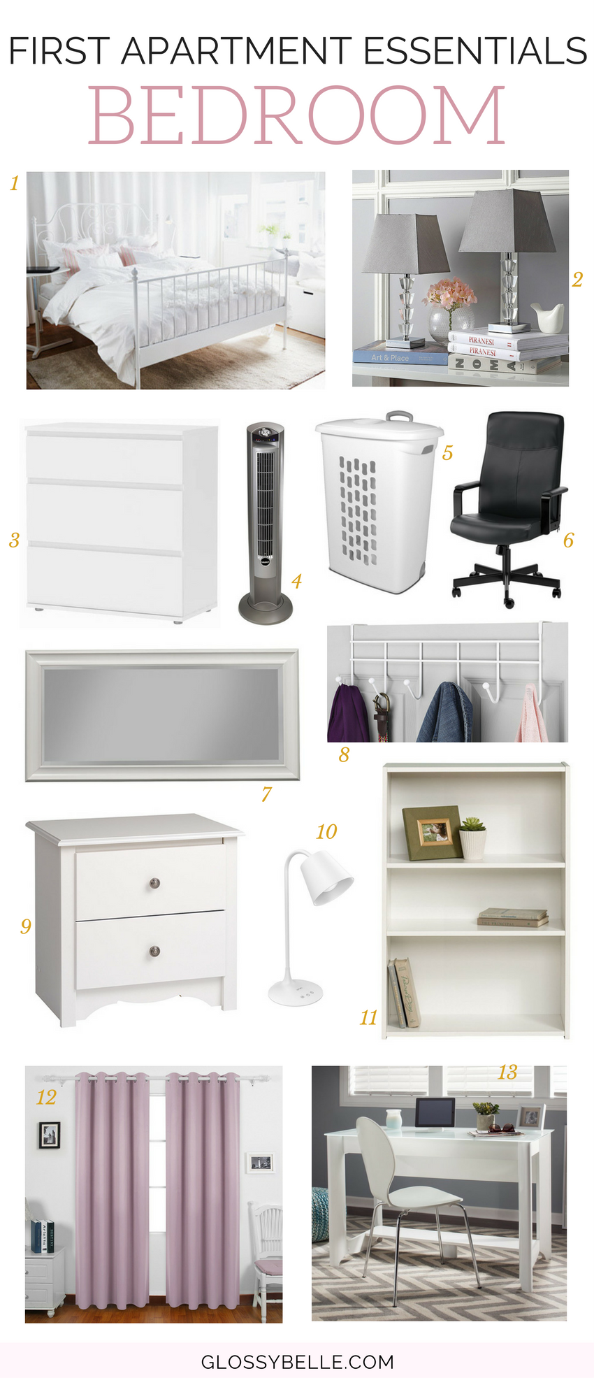 If you're about to move out into your first apartment, here are the most important apartment essentials you'll need to be ready to move out on your own.   adulting   move out for the first time   moving out   independence   college essentials   college dorm   room essentials   home decor   bedroom essentials #apartment #furniture #furnitureideas #adulting #homedecor #bedroomideas #bedroomdecor #bedroomdecoratingideas