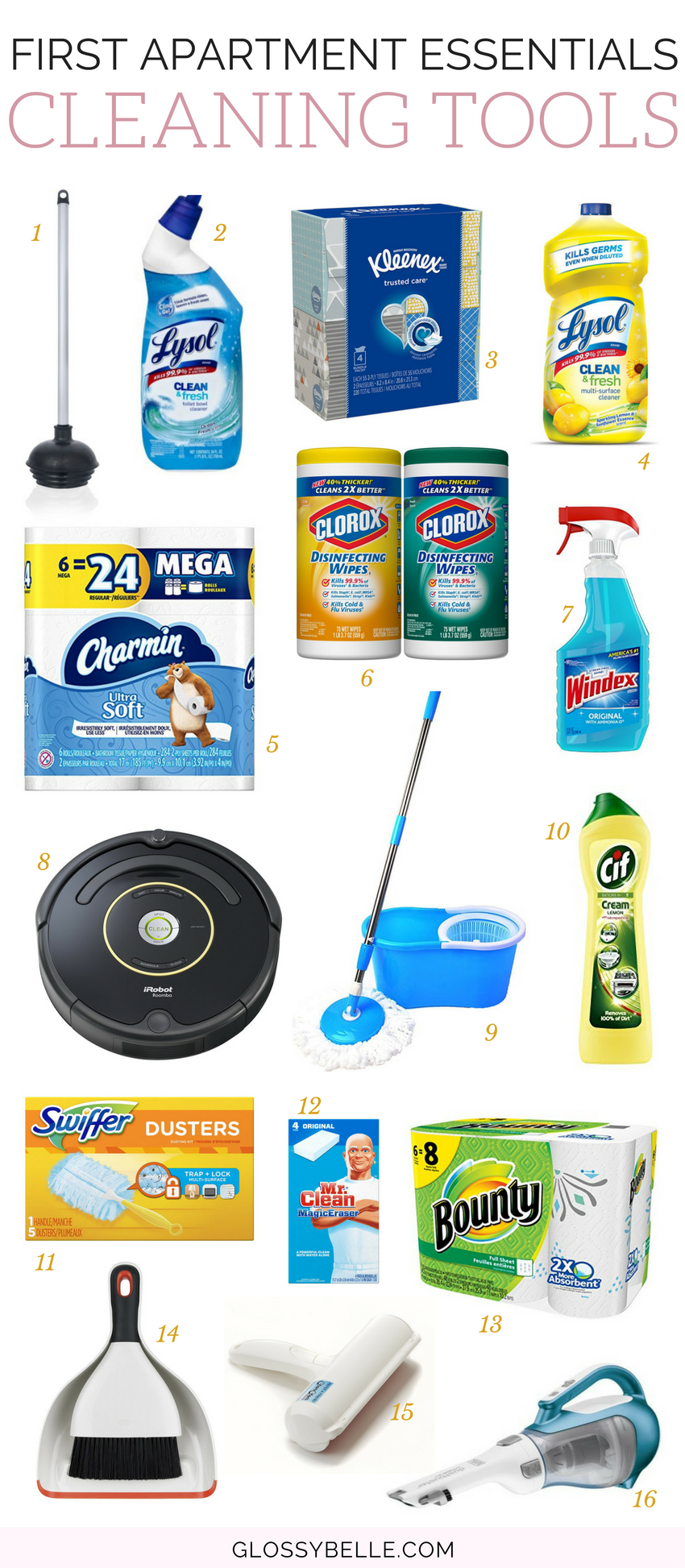 If you're about to move out into your first apartment, here are the most important apartment essentials you'll need to be ready to move out on your own.   adulting   move out for the first time   moving out   independence   college essentials   college dorm   room essentials   home decor   cleaning essentials   cleaning tools   cleaning supplies #apartment #adulting #cleaningtips #cleaninghacks #cleaning #home
