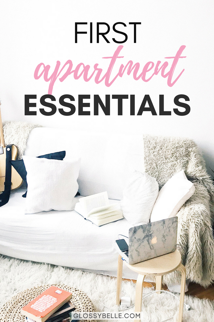 If you're about to move out into your first apartment, here are the most important apartment essentials you'll need to be ready to move out on your own. adulting   move out for the first time   moving out   independence   college essentials   college dorm   room essentials   home decor   cleaning essentials   kitchen essentials   bedroom essentials   bathroom essentials   living essentials #apartment #furniture #furnitureideas #adulting #homedecor #homedesign #roomdecor