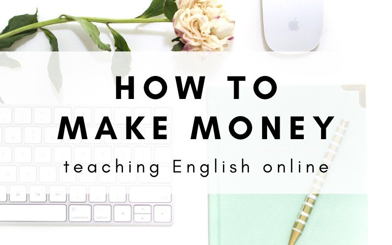Teaching English Online At Home