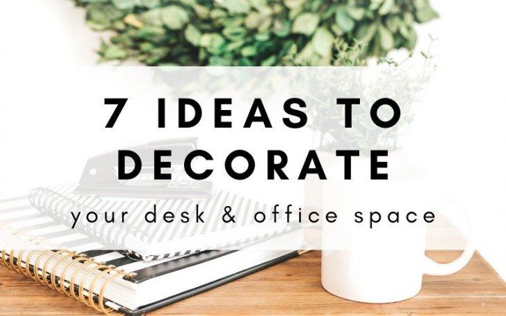 7 Work Office Decorating Ideas To Inspire Creativity