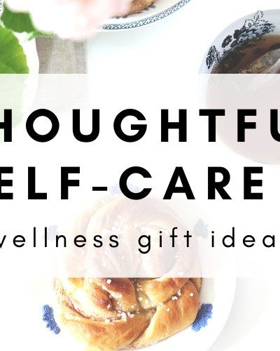 Wellness & Self-Care Gift Ideas