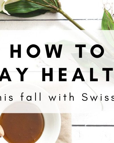How to stay healthy this fall season with Swisse