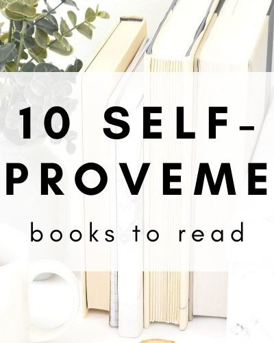 10 self-improvement books to read this year